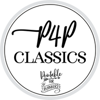 P4P Classic Planners