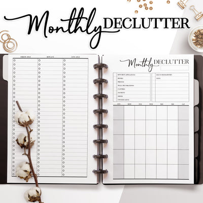 Monthly Declutter