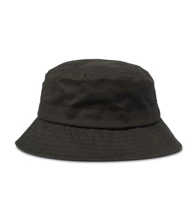 Big Bucket Hat, Black - Oddjob® Hats
