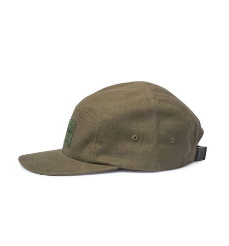 Big Camp Hat, Army Green - Oddjob® Hats