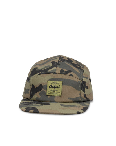 Big Camp Hat, Camo - Oddjob® Hats