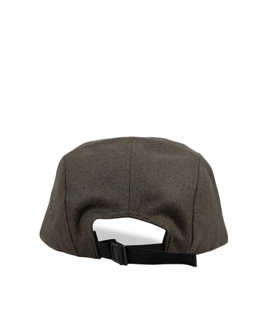 Big Camp Hat, Forest Wool - Oddjob® Hats