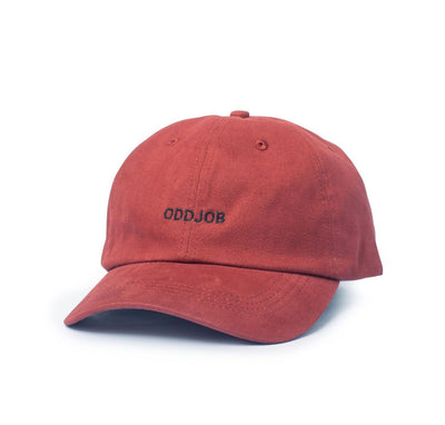 Big Dad Hat, Brick Red - Oddjob® Hats