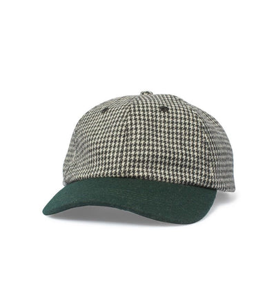 Big Dad Hat, Tweed/Forest Wool - Oddjob® Hats