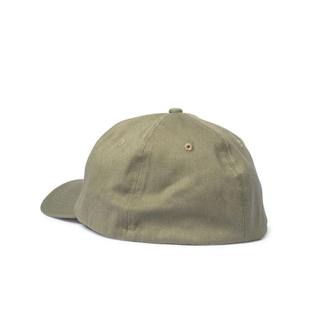 Big Flexible Fit Hat, Army Green - Oddjob® Hats