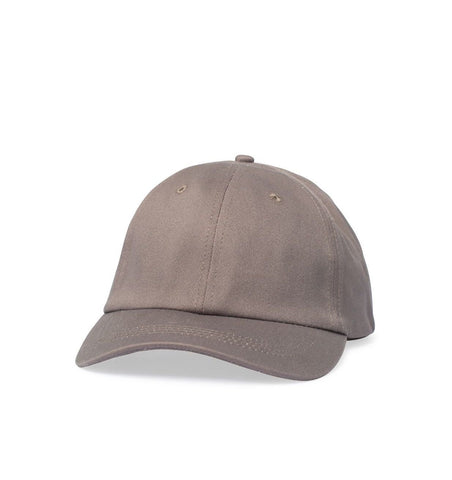 Big Flexible Fit Hat, Stone Grey - Oddjob® Hats