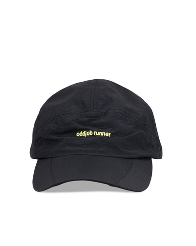 Big Runner's Cap, Black - Oddjob® Hats