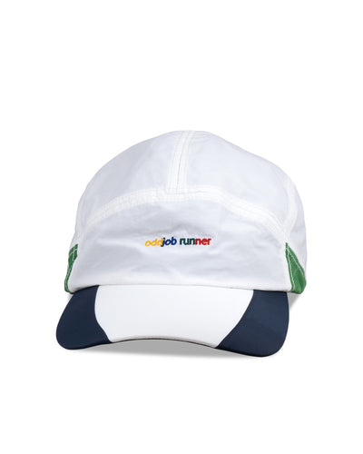 Big Runner's Cap, White - Oddjob® Hats