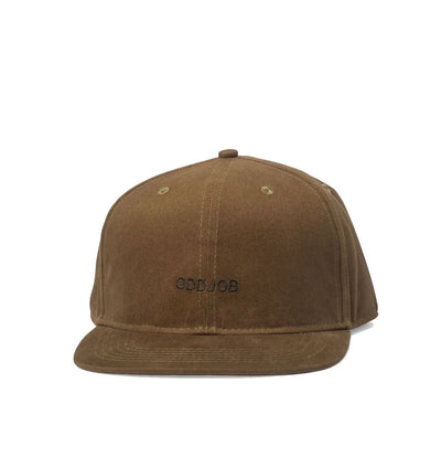 Big Snapback, Green/Brown - Oddjob® Hats