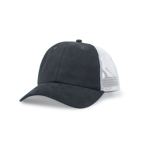 Big Trucker Hat, Dark Navy - Oddjob® Hats