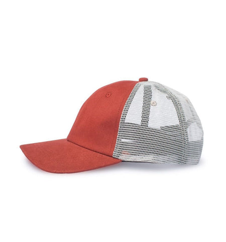 Big Trucker Hat, Red - Oddjob® Hats