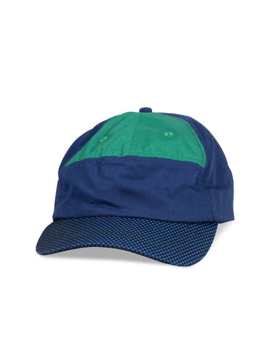Big Ultralight Cap, Blue/Green - Oddjob® Hats