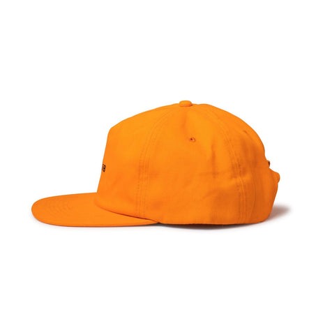 Big Unstructured Snapback, Bright Orange - Oddjob® Hats