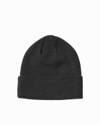 Big Wool Beanie, Black - Oddjob® Hats