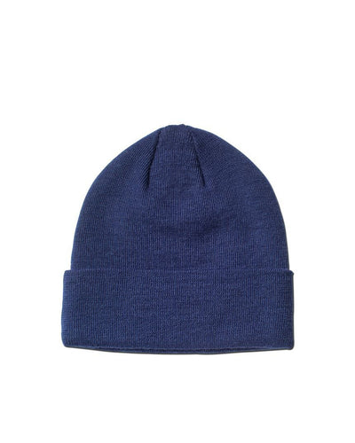Big Wool Beanie, Blue - Oddjob® Hats