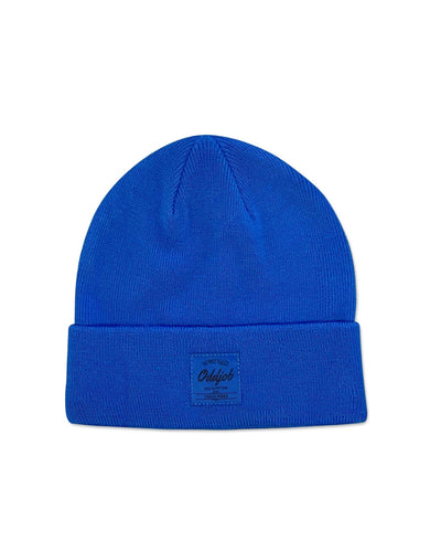 Big Wool Beanie, Electric Blue - Oddjob® Hats