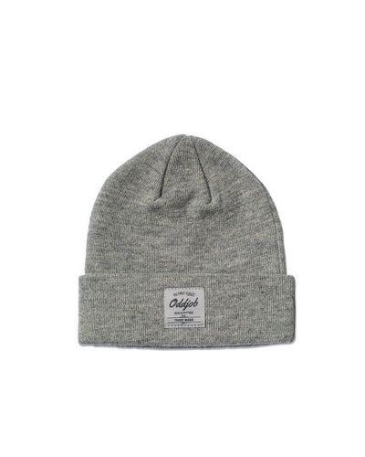 Big Wool Beanie, Grey - Oddjob® Hats