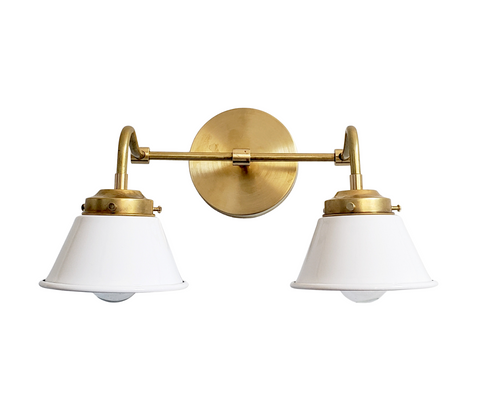 Double Kelly Sconce