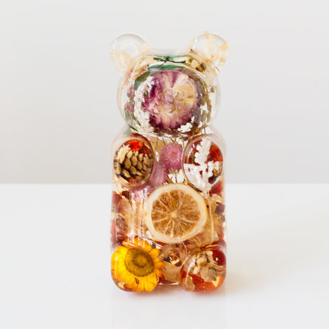 Citrus & Heavy Floral Bear
