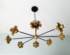 Large Octavia chandelier