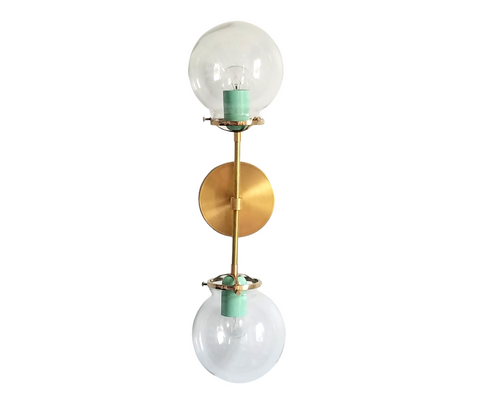 Cadiz Two-Light Sconce