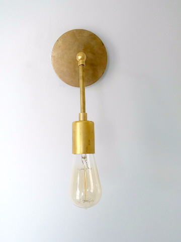Laurel Sconce