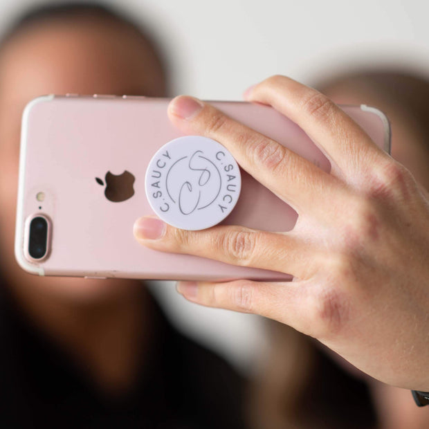 Signature Pop Socket
