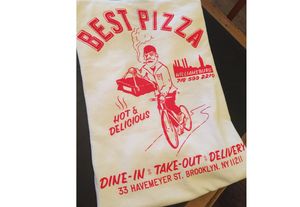 Best Pizza T-Shirt