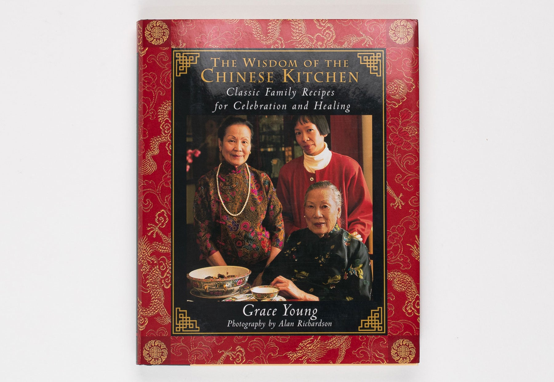 The Wisdom of the Chinese Kitchen by Grace Young
