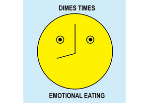 Dimes Cookbook: Dimes Times - Emotional Eating