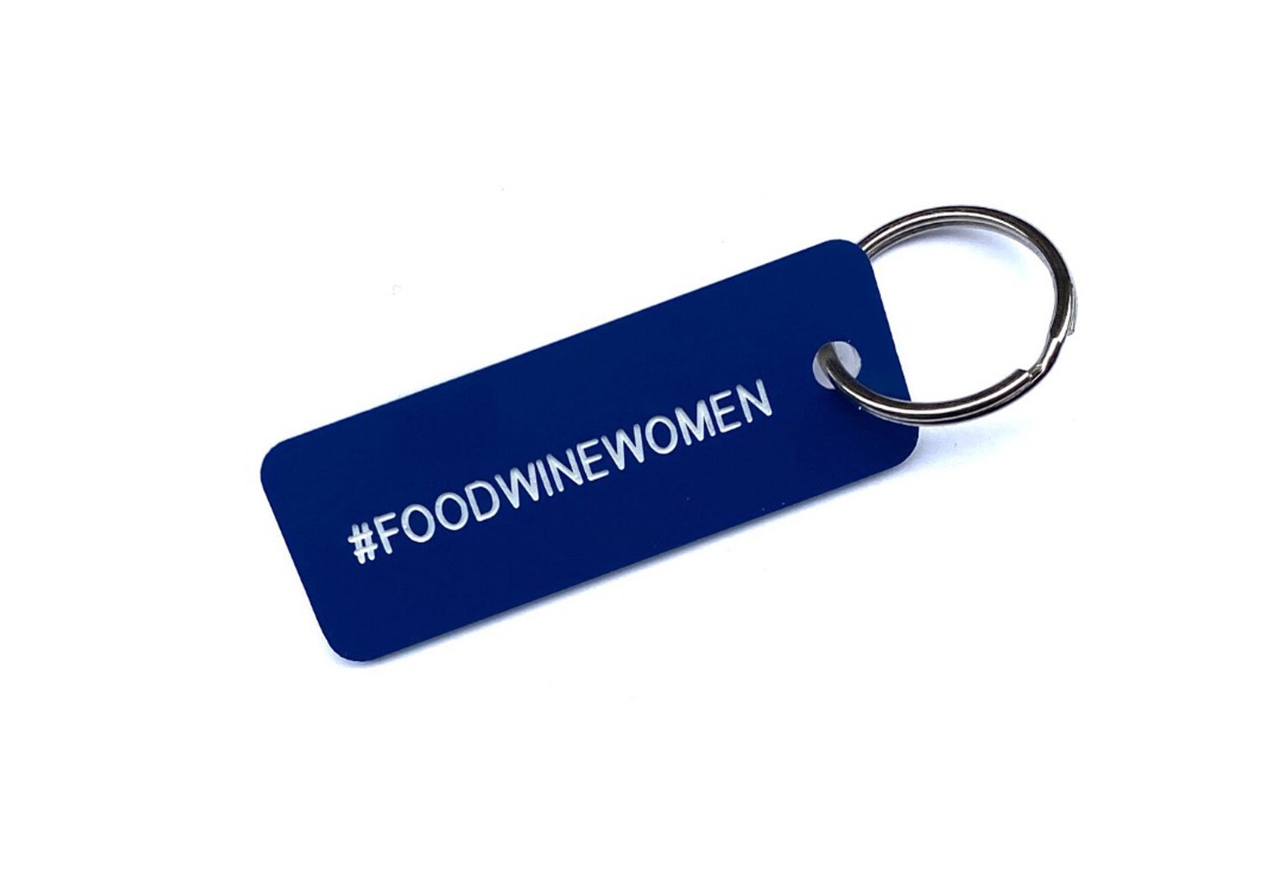 #FOODWINEWOMEN Key Tag