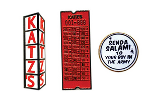 Katz's Collectible Pins