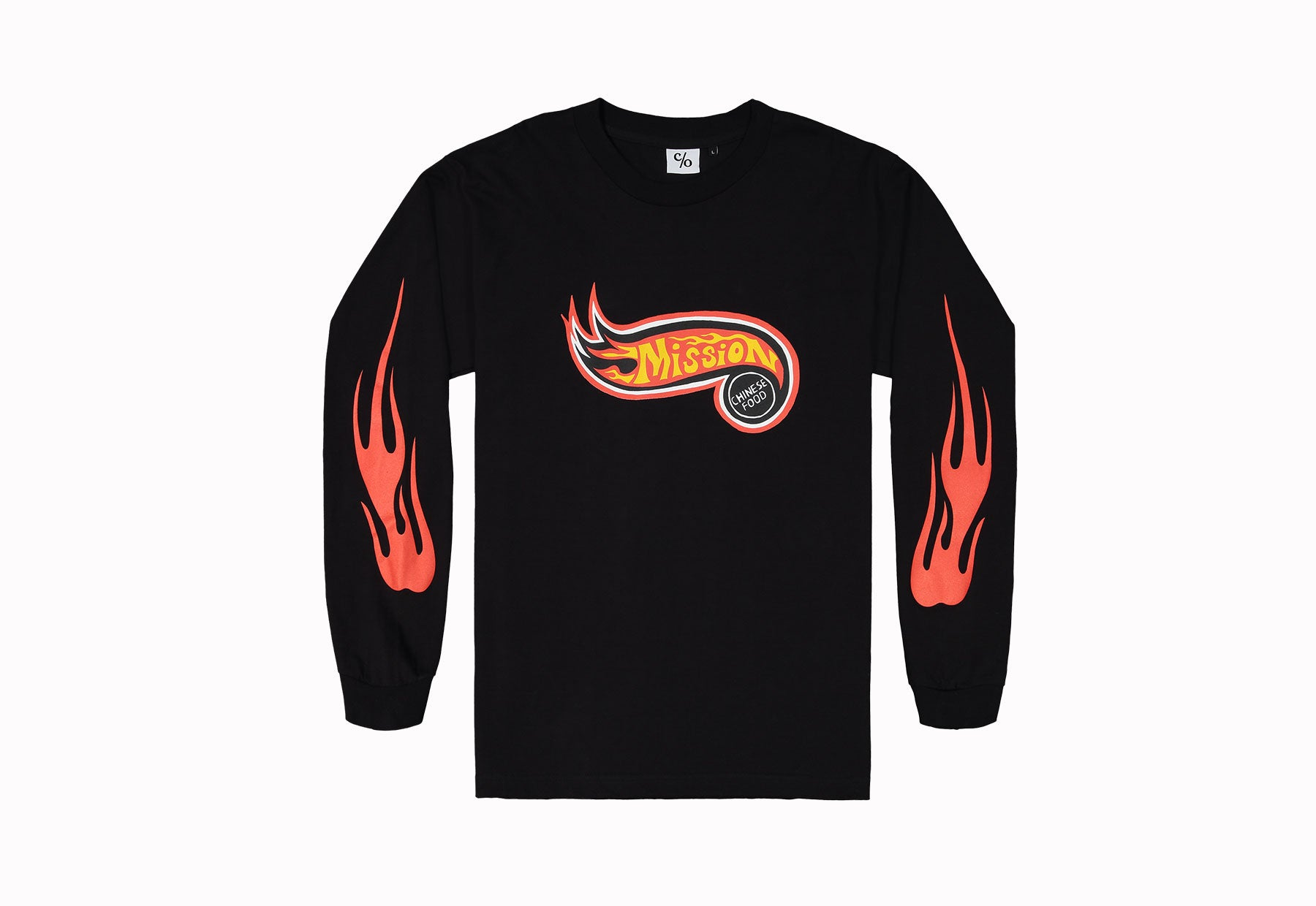Mission Chinese Food Long Sleeve Shirt by Danny Bowien and Justin Hager