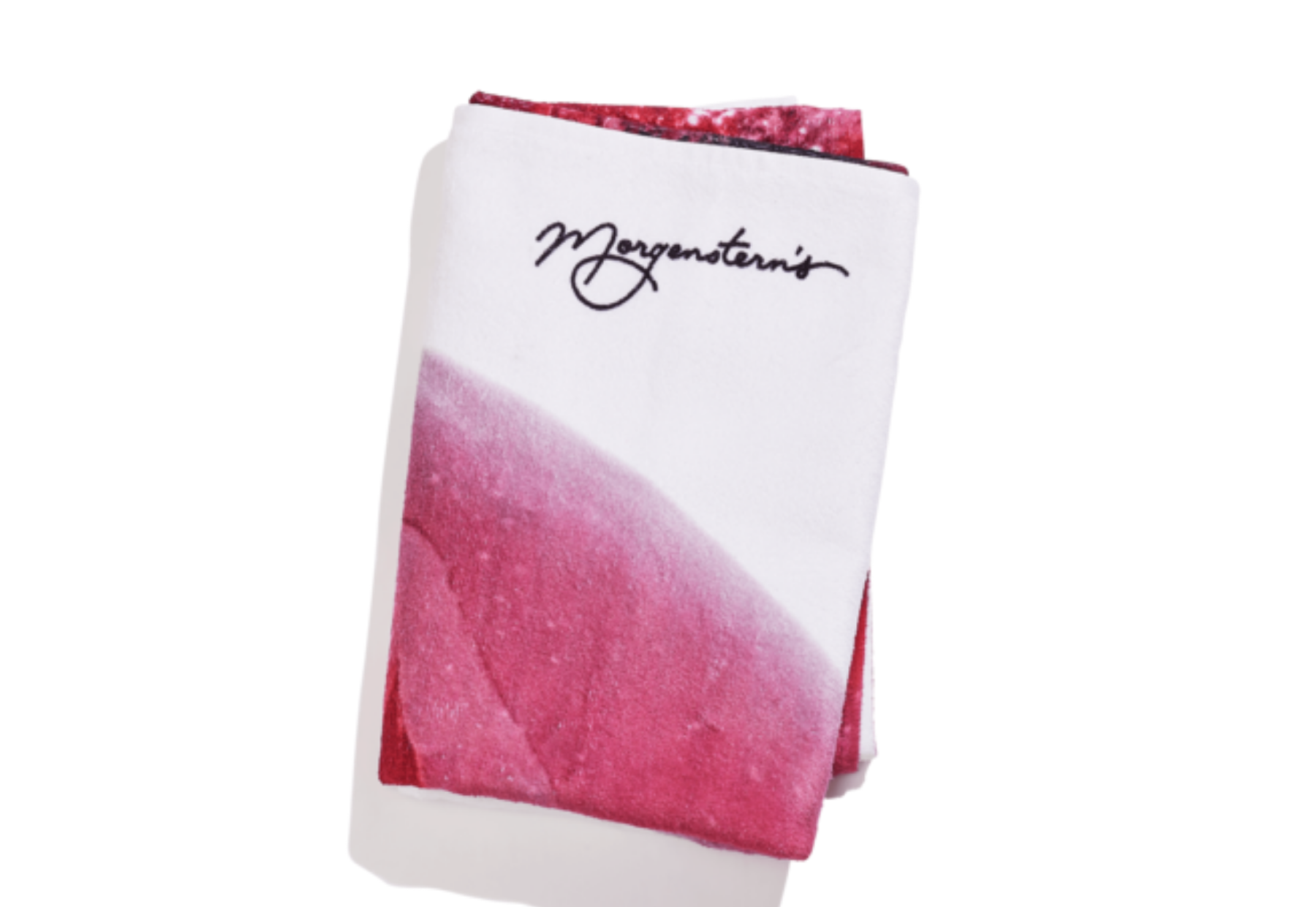 Morgenstern's Plum Beach Towel