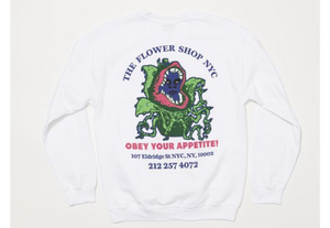 Obey x The Flower Shop Crewneck Sweater