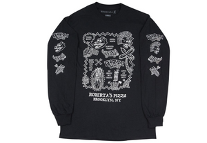 Roberta's Flash Art Long Sleeve