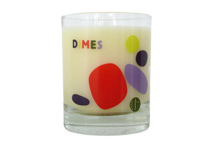 Dimes Candle