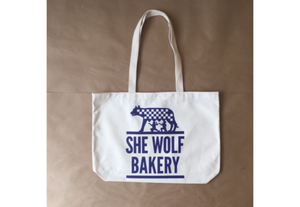She Wolf Tote
