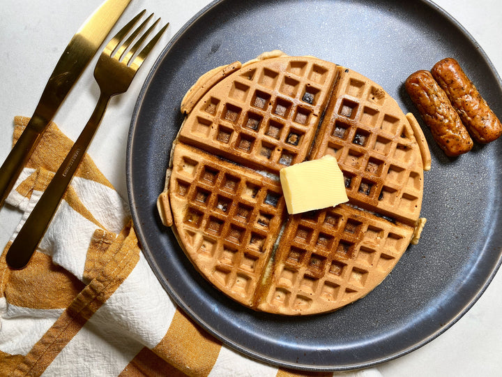 Waffle Mix from Scratch