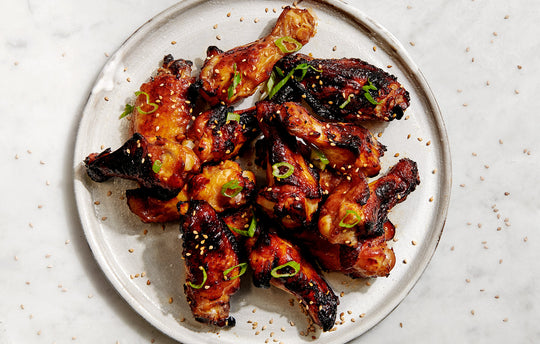 AirFryer Korean Chicken Wings