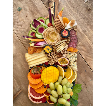 Snack Wooden Board