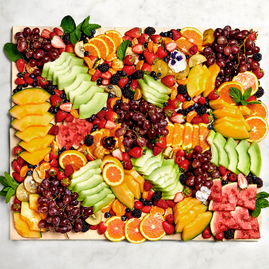 Fruit Wooden Board