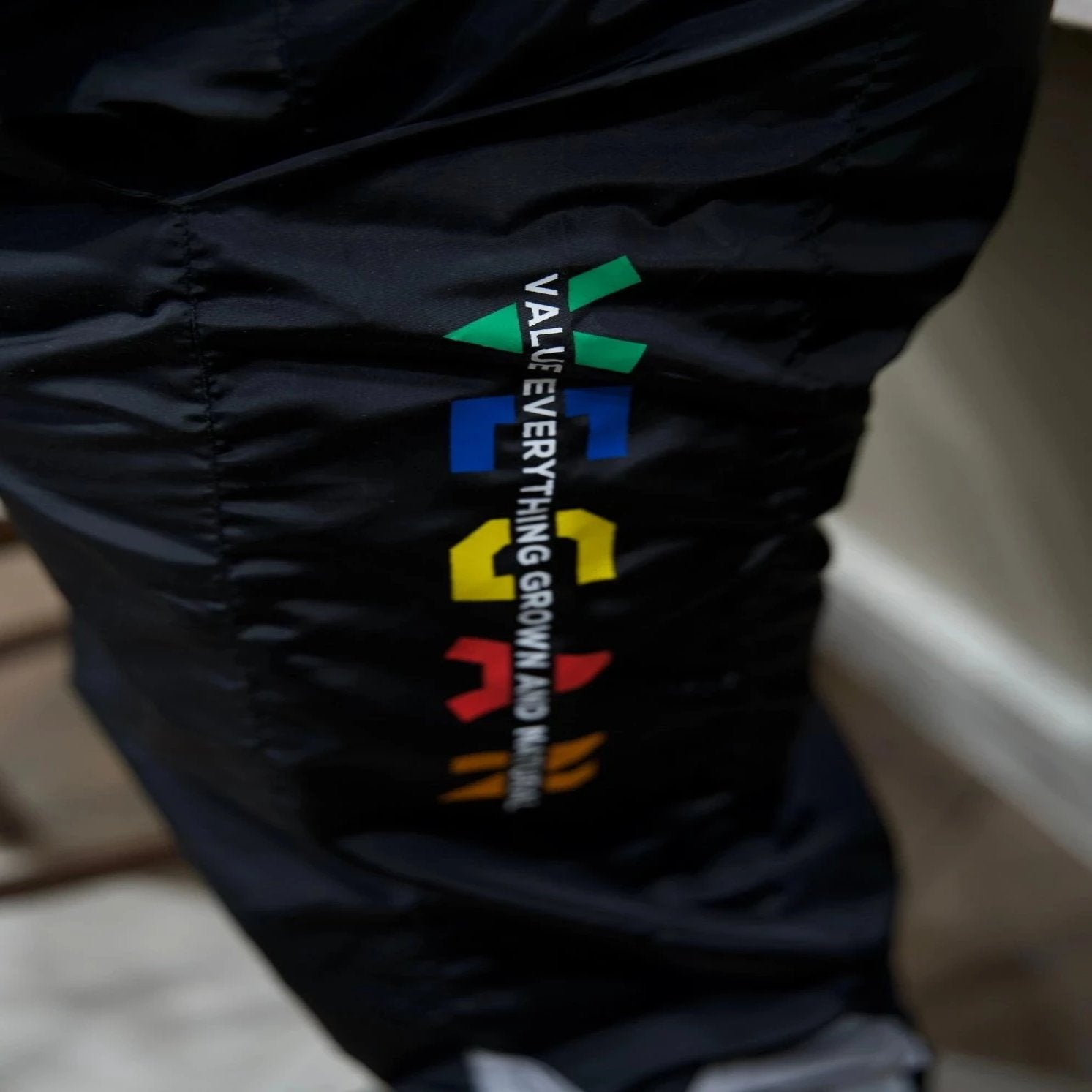 Unisex Split Decisions Windbreaker Pants