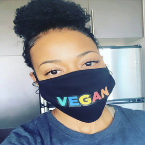 Vegan Reusable Face Mask