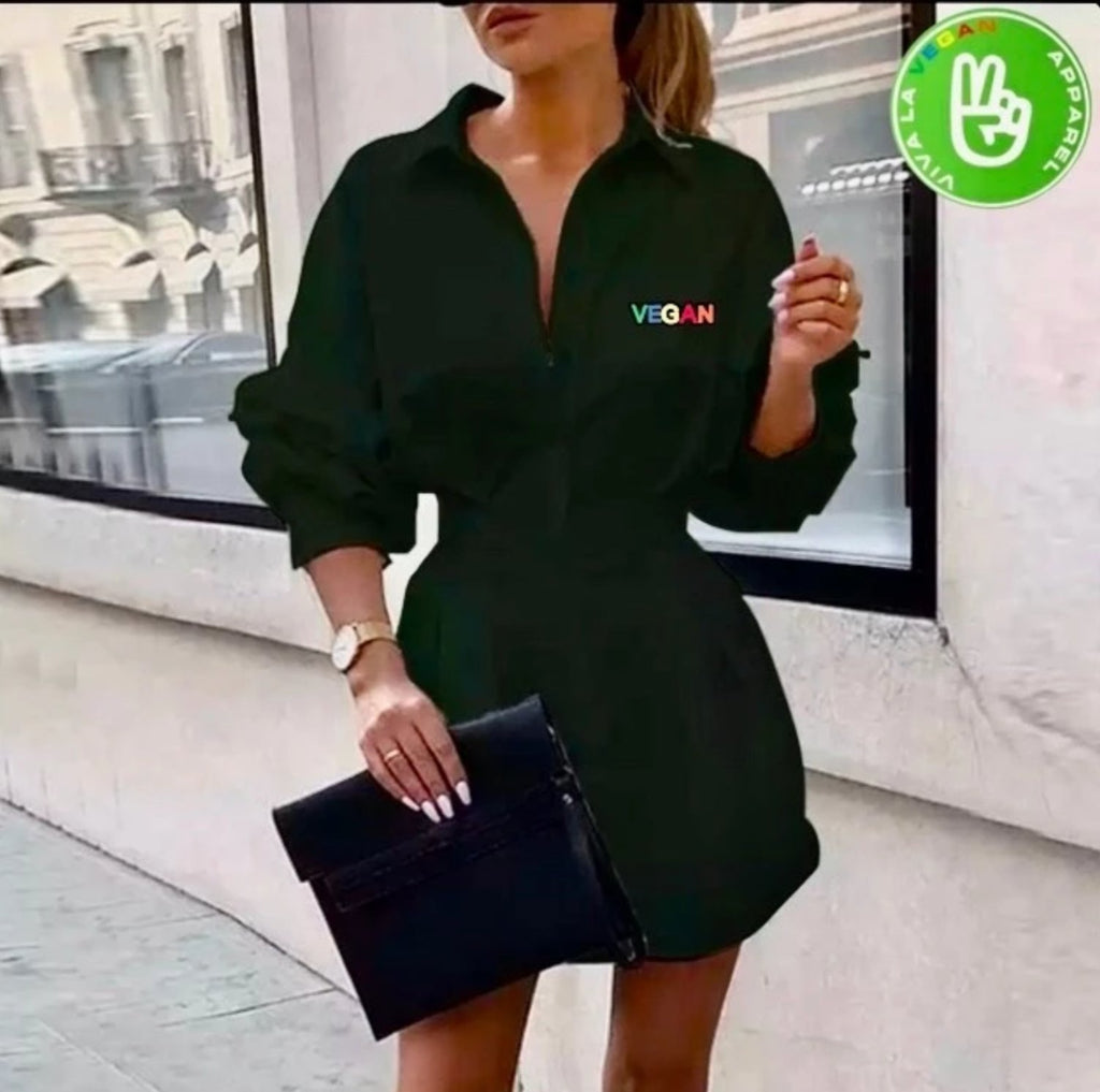 Women Game Changer Vegan Dress