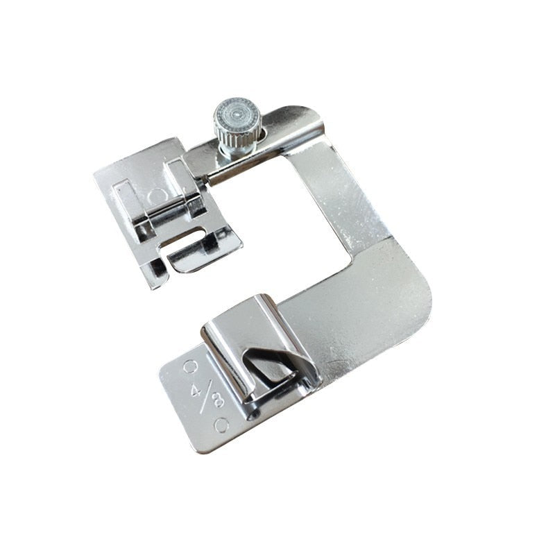 "Parts Hemmer Foot 4/8"" Rolled Hem Presser Foot Holder Quick Change (50% OFF)"