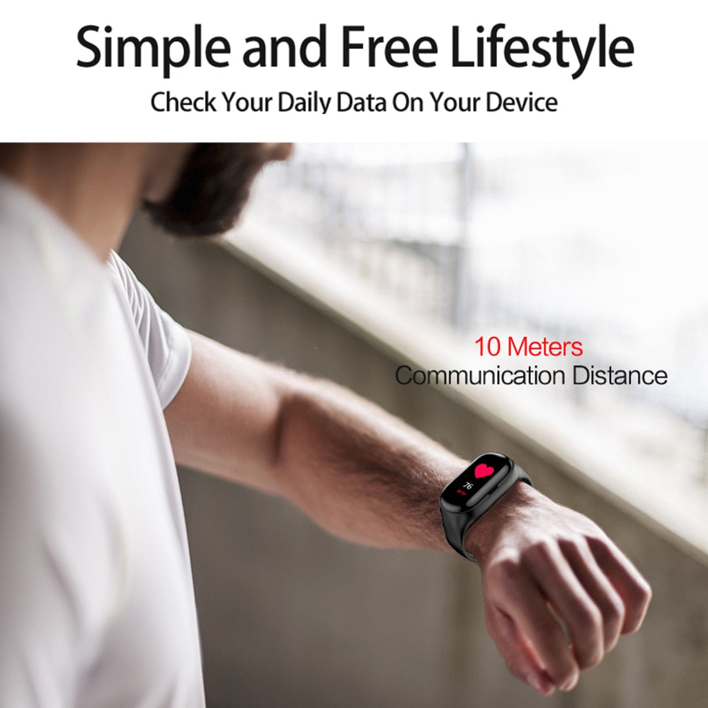 Our Authentic and Unique 2-in-1 Smart Watch Men Fitness Bracelet  Wireless Bluetooth 5.0 Headphones Earbuds Waterproof Heart Rate Smartwatch