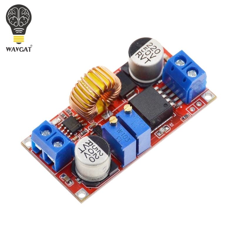 (Big Deal) Original 5A DC to DC CC CV Lithium Battery Step down Charging Board Led Power Converter Lithium Charger