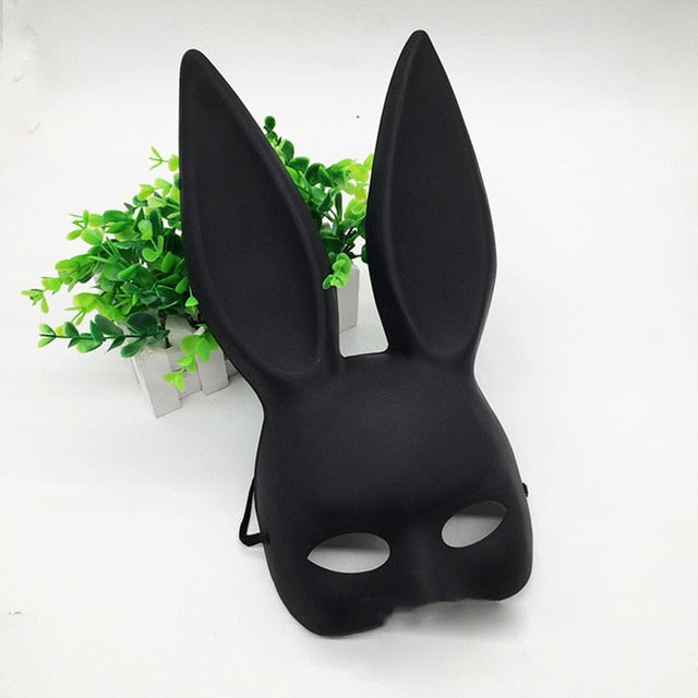 Sexy Rabbit Ears Mask (40% OFF)