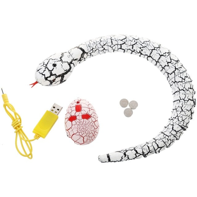 Snake With Interesting remote control egg (50% OFF)